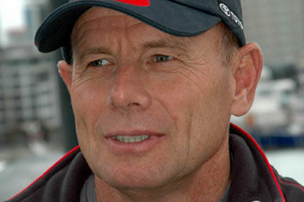 Team New Zealand i Volvo Ocean Race?