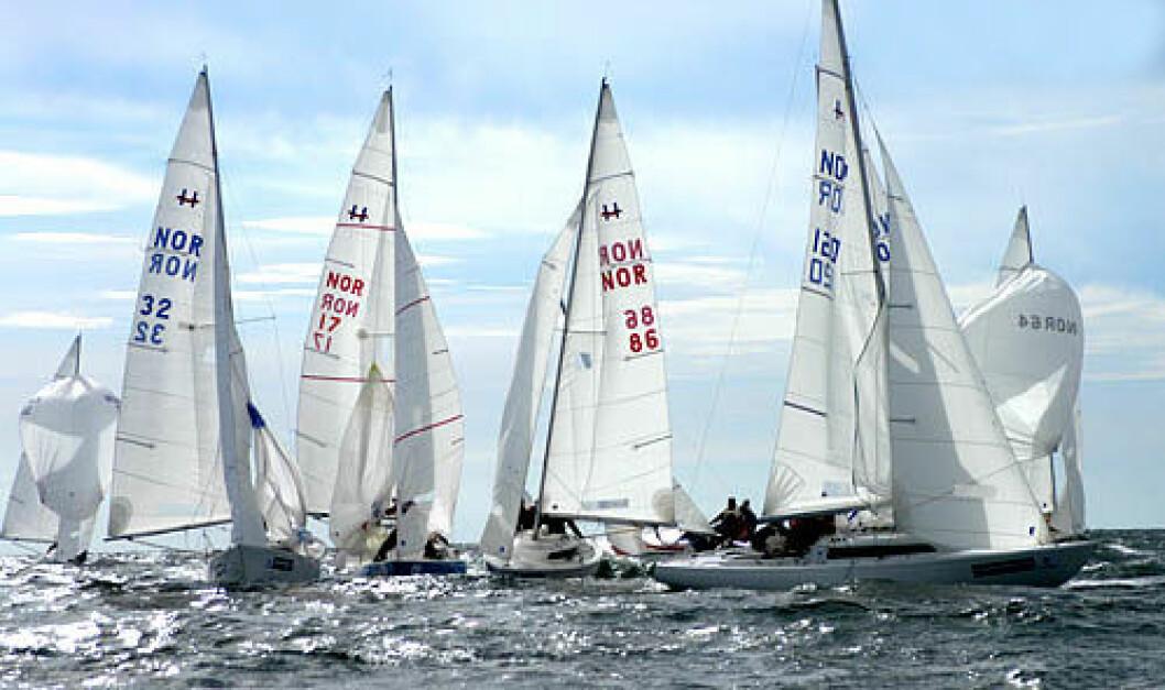 H-Båt: Larvik får VM