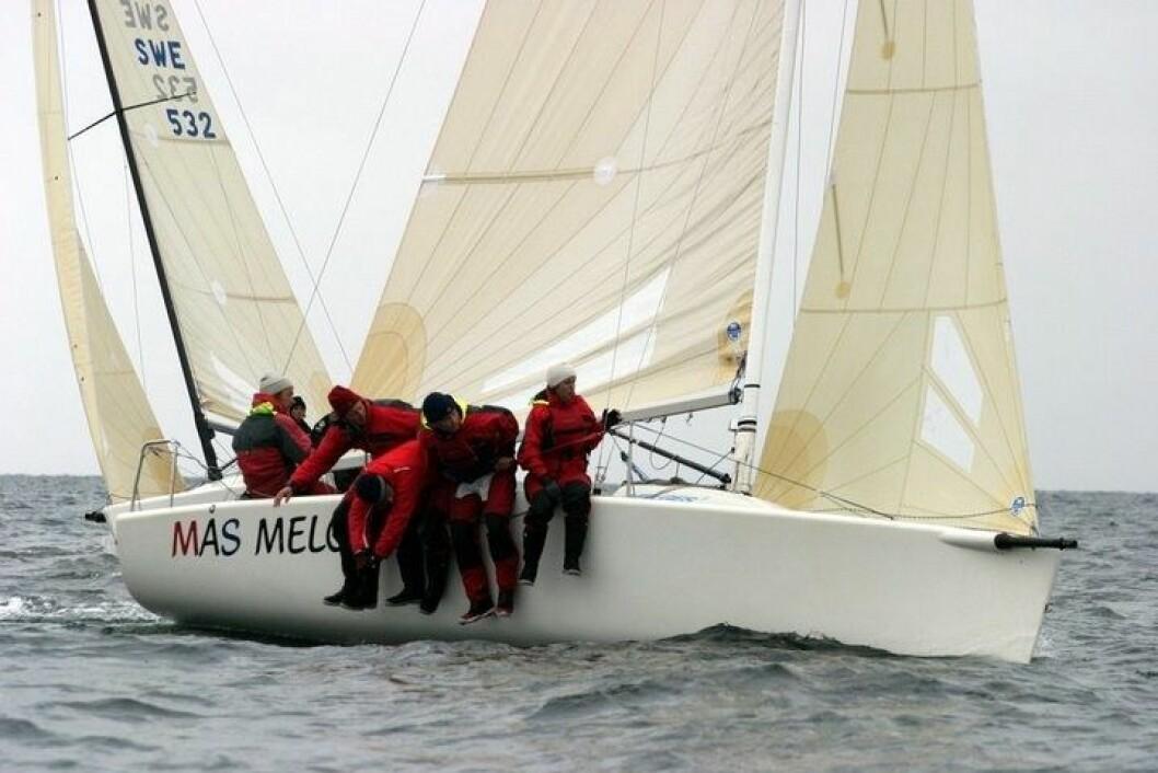 E-jolleseilere låner Melges 24 til Hankø Race Week