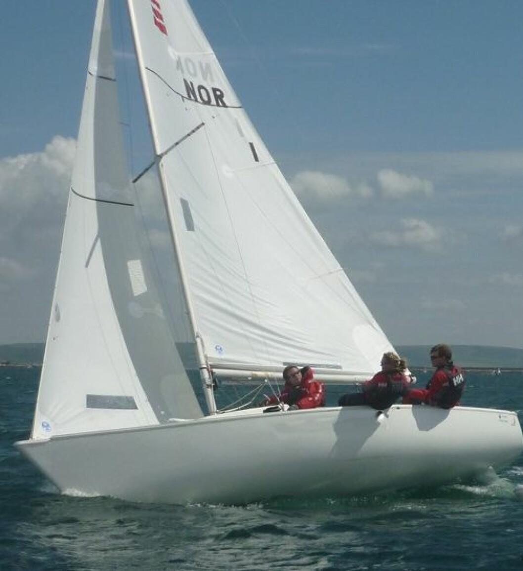 Team Sonar har store forventninger til VM regattaen