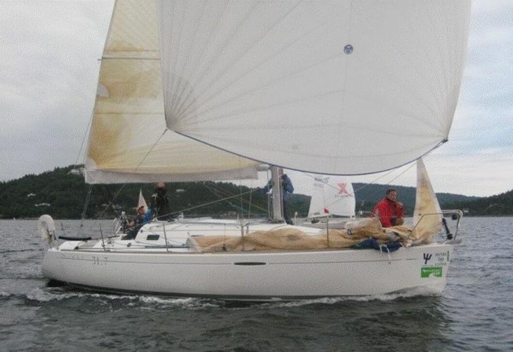 """Norsteam seilkurs på """"Sjøen for alle"""""""