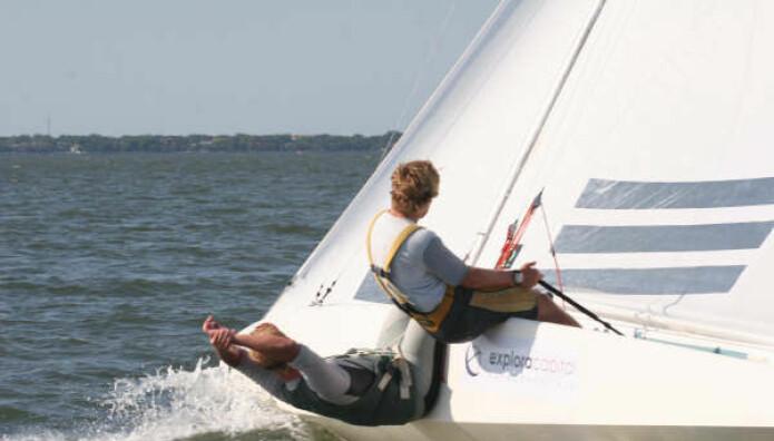 Eivind Melleby har etablert seg som en av de jevneste og beste Starbåtseilere i verden. Han og Josh Revkin har vunnet medalje i alle verdensmesterskapene siden 2017 da de selv ble mestere.