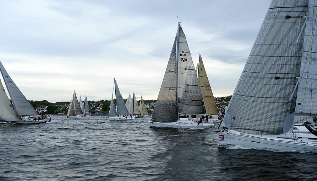 START: Bærum Seilforening flytter starten av Skagen race fra Åsgårdstrand til Holmestrand.