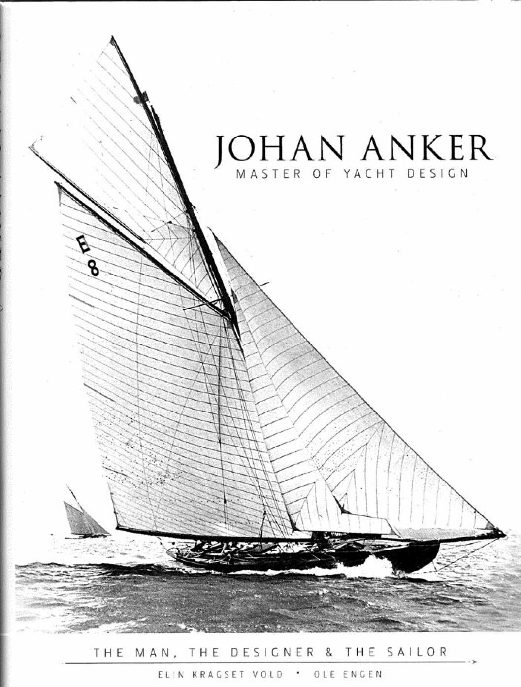 Johan Anker-boken på engelsk