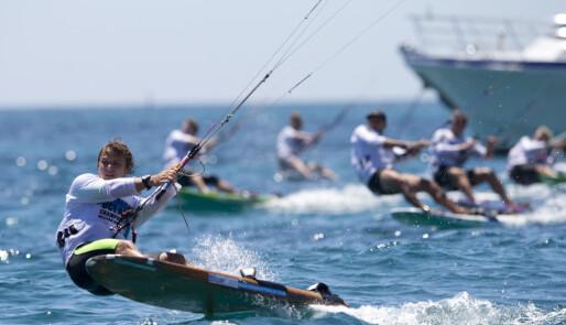 Kite får to medaljer i 2024