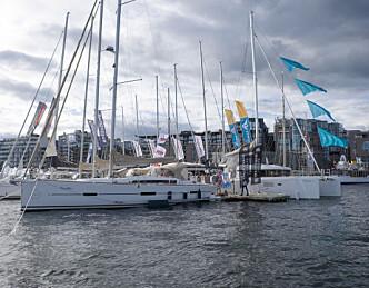 Lettere skyer over seilbåtmarkedet