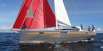 JPK 45: JPK 45 er en helt ny modell so skal prøves over Atlanteren.