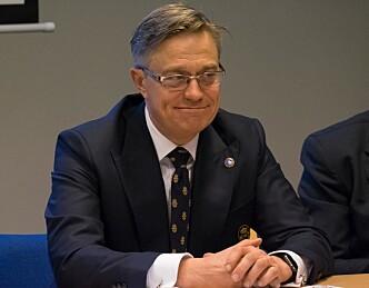 Karl-Christian Agerup valg til ny leder