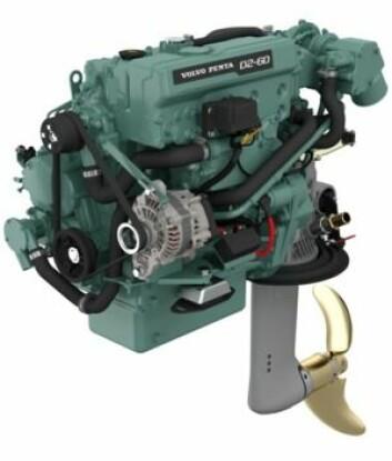 DREV: Begge de nye motorene kan brukes med seilbåtdrev.