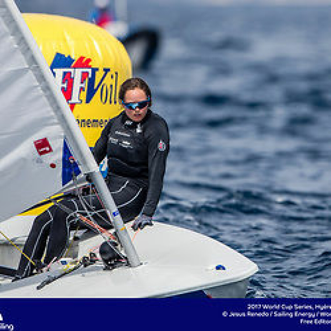 The 2017 World Cup Series in Hyères, France from 23-30 April will welcome over 540 sailors from 52 nations racing across the ten Olympic events as well as Open Kiteboarding and the 2.4 Norlin OD, a Para World Sailing event. @Jesus Renedo / Sailing ...