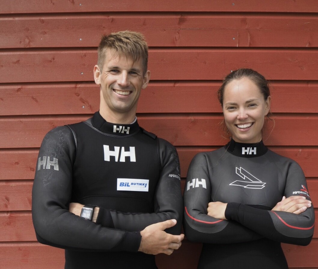 Mathias Mollatt og Tiril Bue satser i Narca 17.