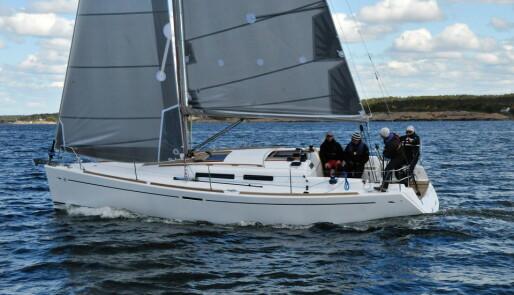 Dufour 34: Klassiker med facelift.