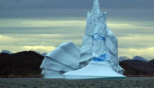 Vær og (litt om) is
