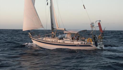 Båt, rigg og seil