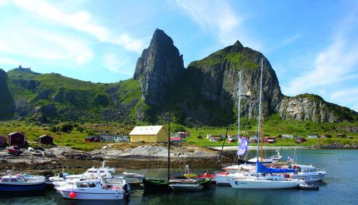 Seil i Norge