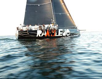 Bilder fra starten av HH Skagen Race