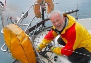 KLASSE: Are Wiig har egen klassen med hans navn. Den erfarende seileren seilte Ostar på 80-tallet.
