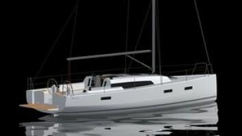 RATT: Med doble ratt og badeplatform vil båten bli attraktiv også for turseiling.