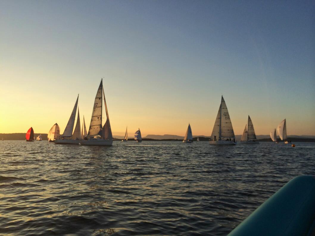 DELTAGELSE: Regattadeltagelsen er et uttrykk for hvor moro vi synes regattaseiling er. Hvilken vei tar utviklingen?