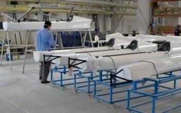 KINA: Waszp produseres i Kina. Det gir en pris som ikke ligger veldig langt over Laser, og det halve av en Moth.