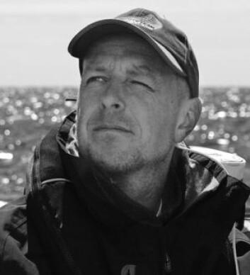 NORSK: Øyvind Bordal er eneste nordmann på soloseilasen på 646 nm.