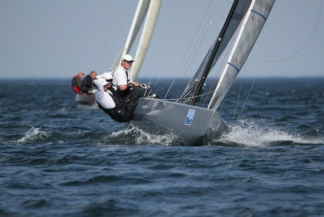 Artemis XIV startet VM med 2. plass