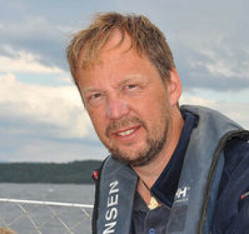 Bjørn-Vidar Bårtvedt i FjordSailing Yachts