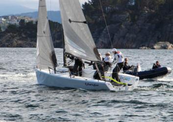 BEST: «Party Girl» vant Javacup for 2016, en båt med Jens Altern Wathne som skipper.