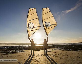 3di seil også for windsurfing
