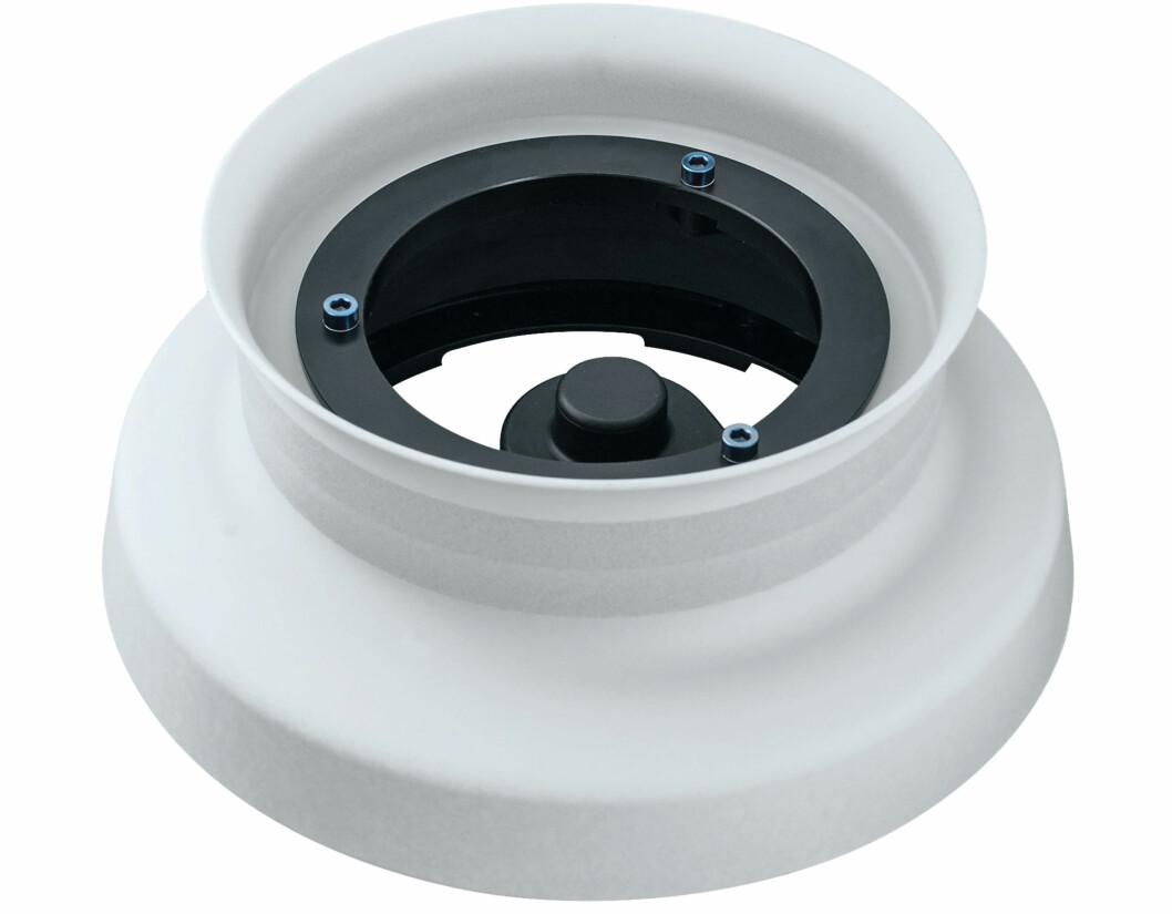 HUL: Stor diameter, men lav vekt skal gi en fordel.