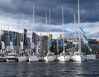 Væromslag i seilbåtmarkedet