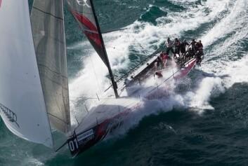 KUNDER: Målgruppen for de nye vinsjene er Grand Prix-båter som TP52-klassen