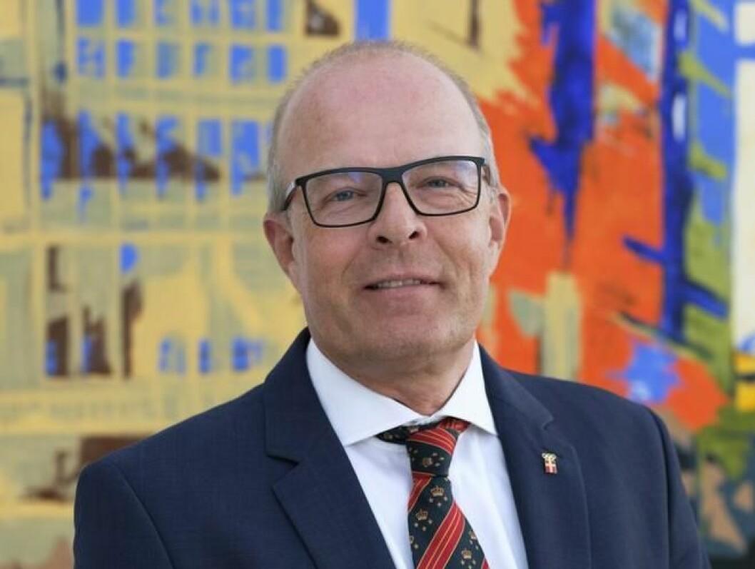 Danske Kim Andersen er blitt leder for World Sailing.