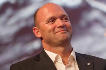 SJEF: Mark Turner vil gjøre Volvo Ocean Race båtene grønne, og vil kaste ut dieselmotoren.