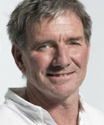VETERAN: 55 år gamle Kito de Pavant deltar i Vendde Globe for tredje gang, men har aldri fullført. Han seiler en VPLP design fra 2010.