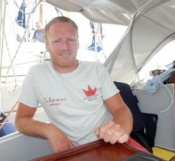 IRRITERT: Karl Otto Book mener at det å seile ARC i turklassen ikke er rettferdig.