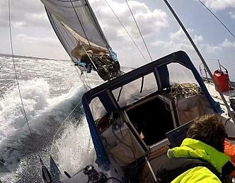 Seiler fra Fredrikstad til Shetland