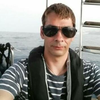 SOLO: Raymond Myhre har seil alene til Mandal hvor han får ekstra hjelp til å krysse Nordsjøen denne helgen.