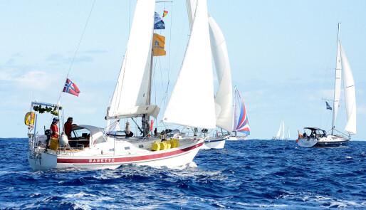 Vil samle seilere til Atlanterhav-eskadre i januar