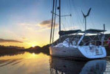 LANGT: «Ymir» har seilt 15662 nautiske mil siden båten ble levert fra verftet i 2013. Båten har gitt Geir Evjen store opplevelser.