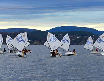 Rekordtidlig sesongstart på Askøy