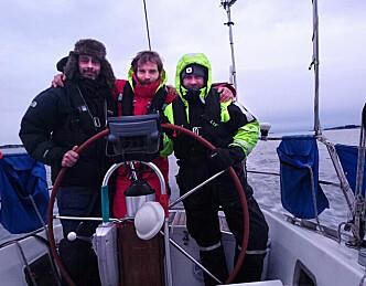 Shetlandseilerne trygt i Norge