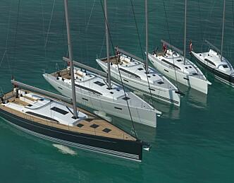 X-Yachts oppgraderer Xp-serien