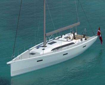 DEKK: Båtene kommer standard med grått dekk.