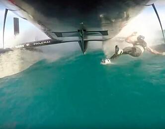 Seiling blir farligere