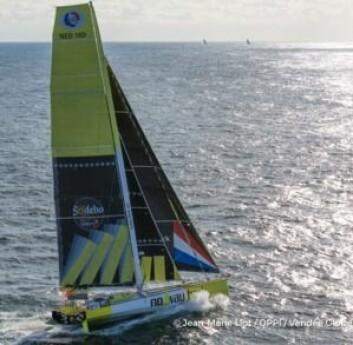 RASK: «No Way Back» vil nok bli en etterspurt bruktbåt. Den er pent brukt.