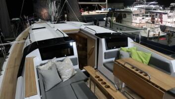 TUR: Elan GT5 er en potent seilbåt spekket med komfortdetaljer.