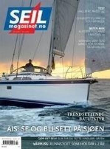 Forside SEILmagasinet 2-2017