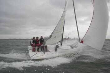 TEST: Seascape 18 testet i Nederland i 2009.