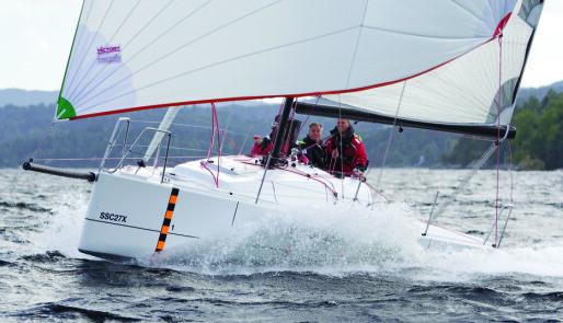 Test Årets Båt i Leangbukta